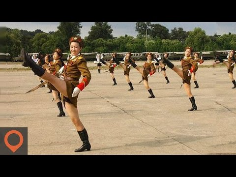 Thumbnail: 12 RIDICULOUS Things You Didn't Know About North Korea!