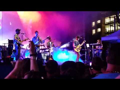 """The Shins """"Simple Song"""" (7/8/17) 80/35 Music Festival Des Moines, Iowa 2 of 2"""