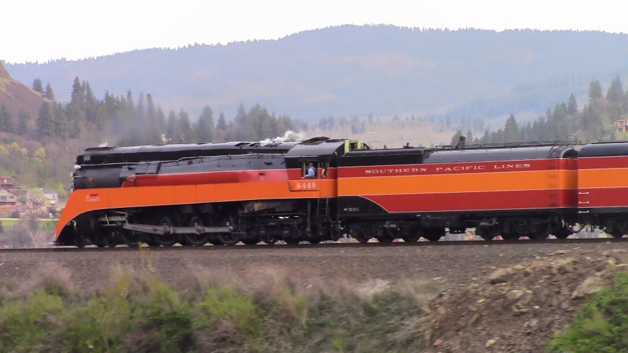 railfanning vancouver wa stevenson sp 4449 chase. Black Bedroom Furniture Sets. Home Design Ideas