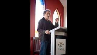 Arnold Zable interview with Pulse Radio