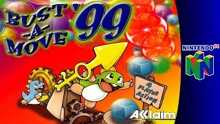 Nintendo 64 Longplay: Bust-A-Move