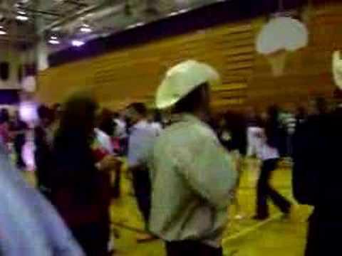 J C Harmon High School dance 5 de mayo part 3