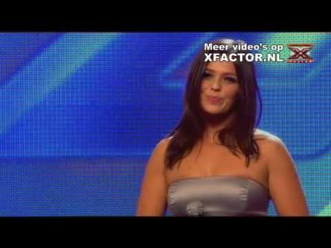 Auditie Laura Ponticorvo - X-Factor 2011