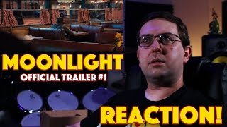 REACTION! Moonlight Official Trailer #1 - Indie Film 2016