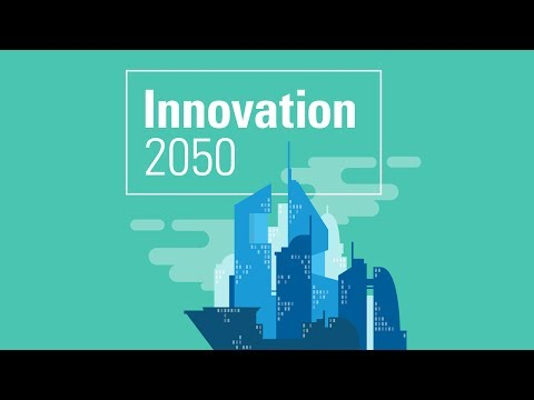 Innovation 2050 - Visions of Future Infrastructure