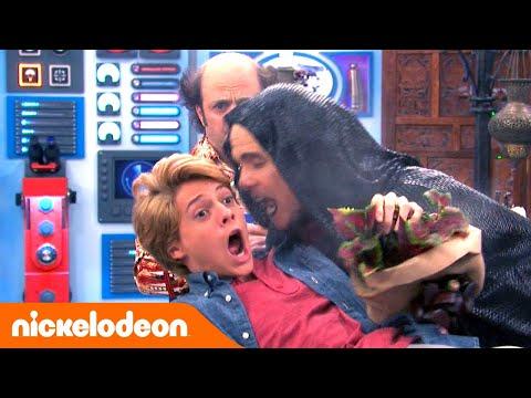 Опасный Генри | Генри получает суперспособности! | Nickelodeon Россия