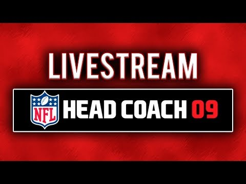 Road To The NFL Draft (Offseason) - NFL Head Coach 09