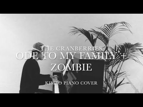 The Cranberries (Bad Wolves) - Ode To My Family + Zombie (Piano Cover) [Dolores O'Riordan Tribute]
