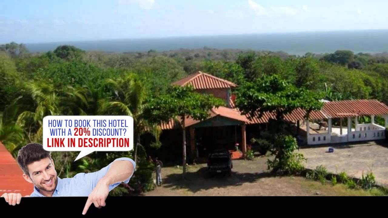 Hotel Finca El Chipote Isla De Ometepe Nicaragua Hd Review