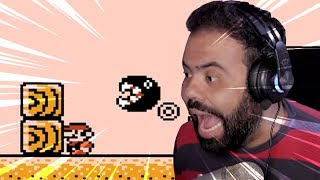 O CACHORRO DO INFERNO – SUPER MARIO BROS 3