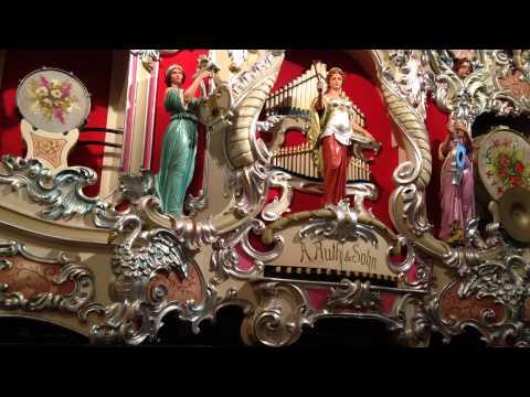 38er Ruth & Sohn Concert- Fair Organ - Krughoff Collection plays 'La dame blanche'