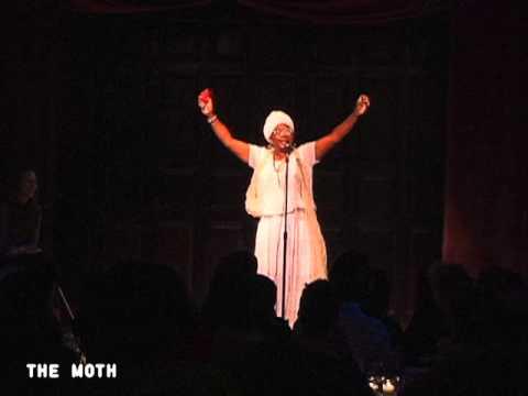 The Moth Presents Ava Kay Jones: The Voodoo Priestess of Football