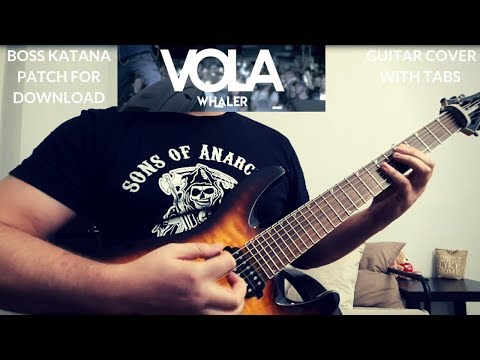 VOLA - Whaler (Guitar Cover with TABS)