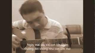 NHAT KY CUA ME - [Guitar solo] [K'K]
