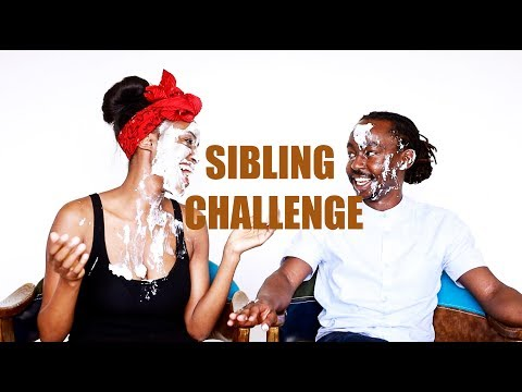 HOW WELL DO YOU KNOW ME? SIBLING CHALLENGE | THIS IS ESS