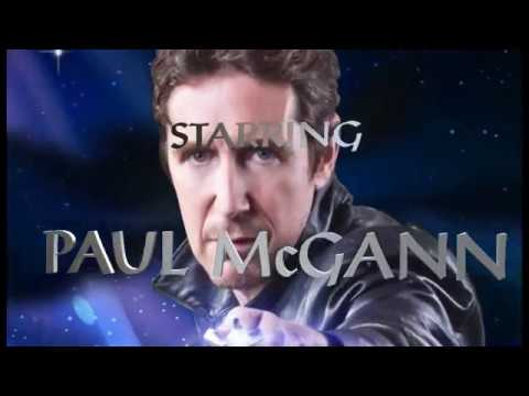 Doctor Who - Clean Paul McGann Opening Titles (Rose Quartz and the Daleks)