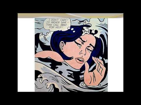 Roy Lichtenstein Bio