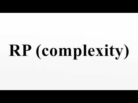 RP (complexity)