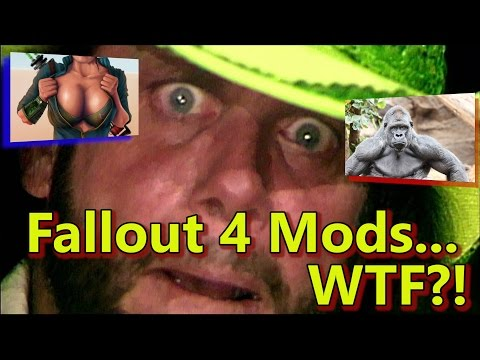 Boobs, Gorillas and Macho Man: Fallout 4 Mods impressions on Xbox One