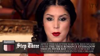 Kat Von D  How To Use True Romance Eye Shadow Trios Thumbnail