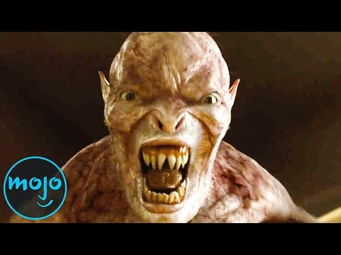 Top 10 Scariest Monsters in Fantasy Movies