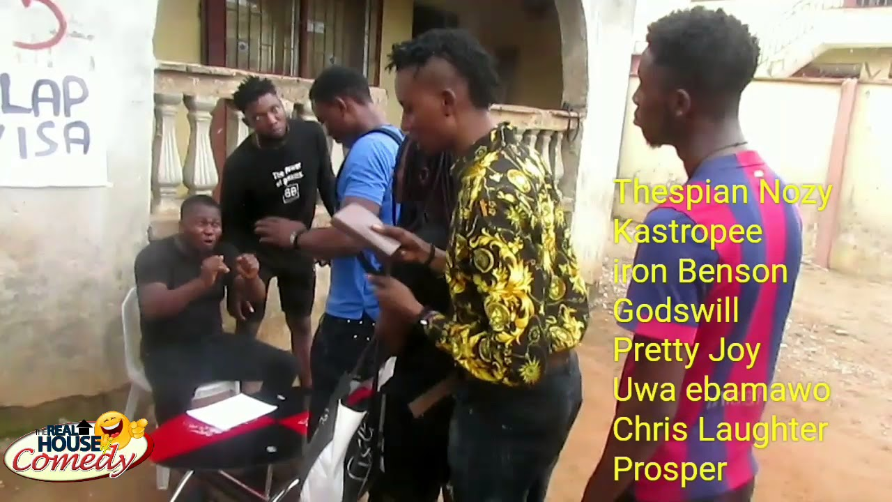 Download The Slaping Visa (Real House Of Comedy)
