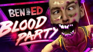 NIEMIECKIE TORY PRZESZKÓD | BEN AND ED - BLOOD PARTY #2