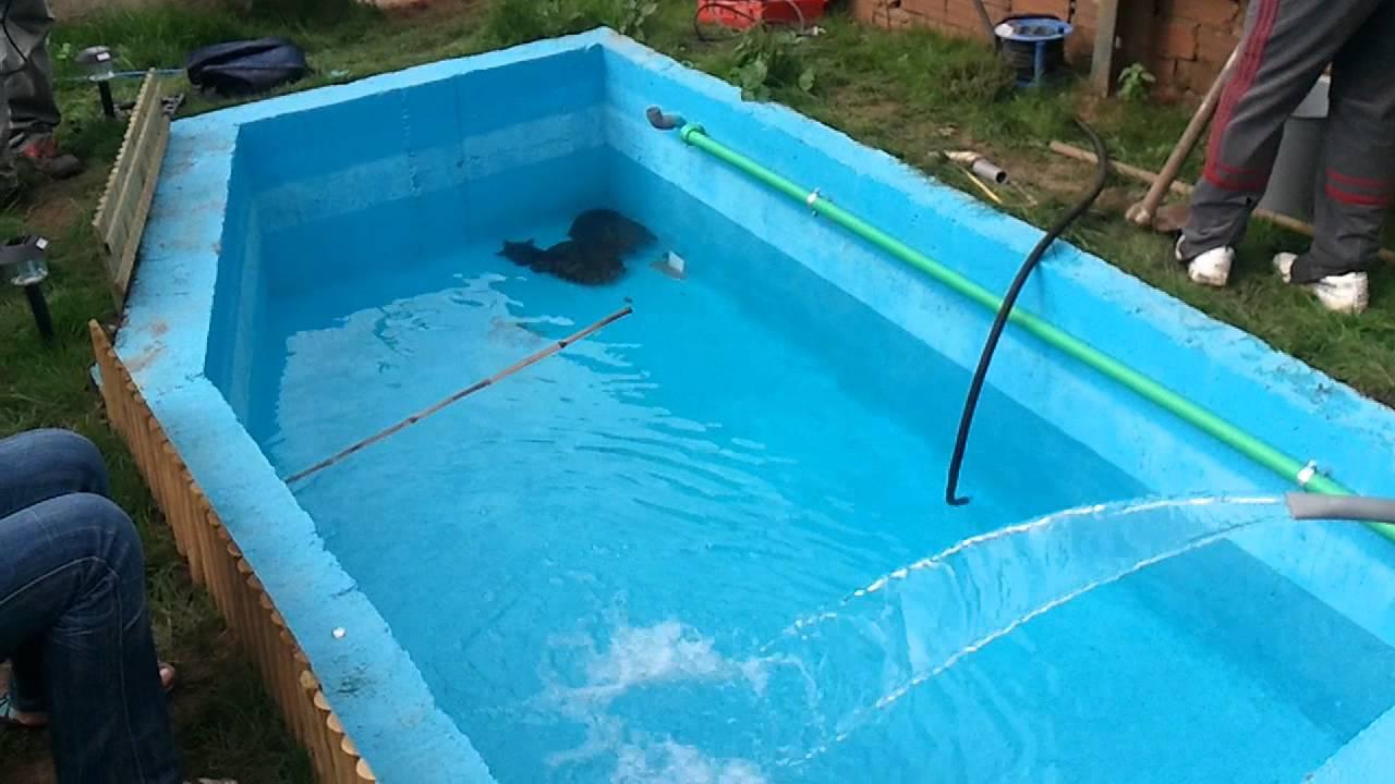 Estanque de tortugas youtube for Filtro para estanque de tortugas