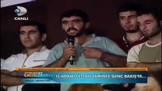 Genç Bakış'a Kürt Gencinin Sözleri Damga Vurdu!
