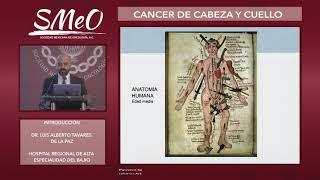 CÁNCER DE CABEZA Y CUELLO-Introducción  2019