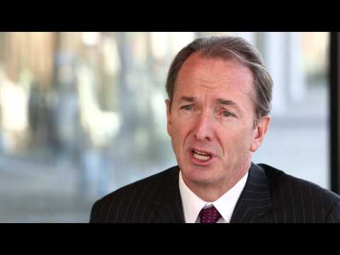 James Gorman, Chairman and CEO, Morgan Stanley