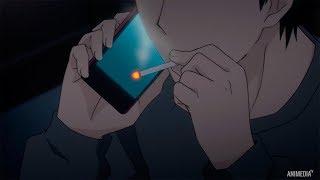 Аниме клип - Сигаретка без кнопки
