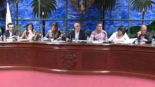 Pleno Ordinario - Santa Úrsula (26-11-2015)