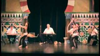 Shanan y Ashanti-Mario Kirlis- Noches Arabes 2.