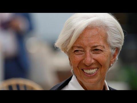 لاغارد تستقيل من صندوق النقد الدولي مع اقتراب توليها رئاسة المركزي الأوروبي…  - 19:56-2019 / 7 / 16