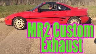homepage tile video photo for MR2 life #26 Flying MR2 hear the glorious sounds of the beast...