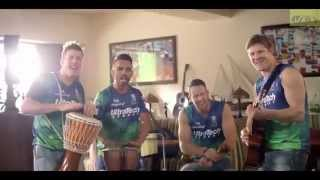 Kingfisher IPL 2015 TVC - Behind the Scenes