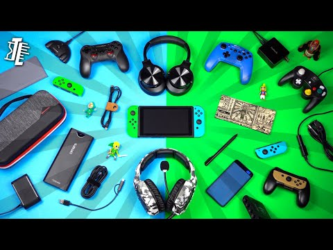 Best Nintendo Switch Accessories of 2019!