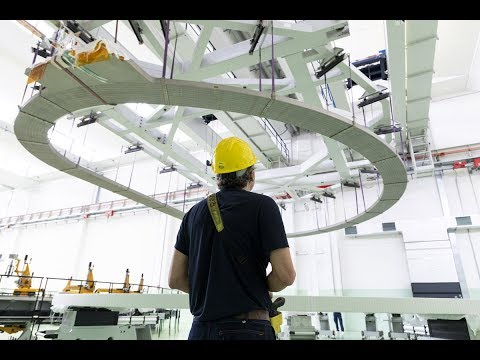 How is Europe manufacturing the ITER Toroidal Field coils?