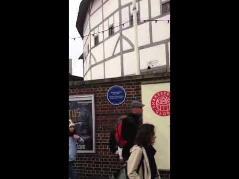 London Globe Theatre.