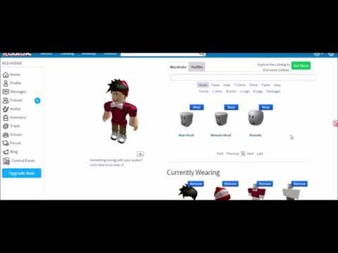 ROBLOX Free Account Giveaway
