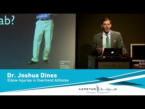 Elbow Injuries in Overhand Athletes: Valgus Instability By Joshua Dines