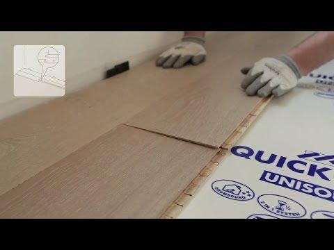 Как укладывать паркетную доску своими руками пошаговая инструкция видео