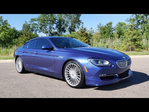 This Is Why The Alpina B6 Is Better Than The BMW M6!