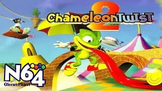 Chameleon Twist 2 - Nintendo 64 Review - Ultra HDMI - HD