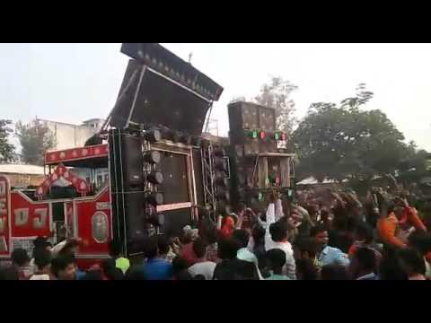 Deva DJ sultanpur   v/s sree ganesh DJ jaunpur comption