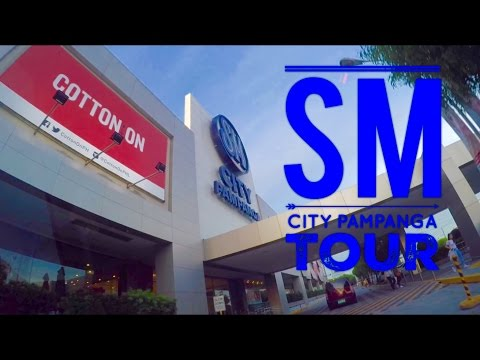 SM City Pampanga Walking Tour Overview San Fernando by HourPhilippines.com