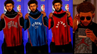 Nba 2k17 mycareer - offseason part 1! cam had to make the biggest decision of his life!