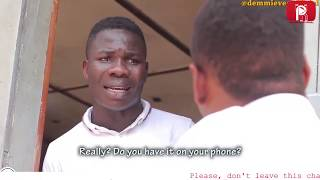 FUNNY ADVERTS by WOLI AGBA Vol 18
