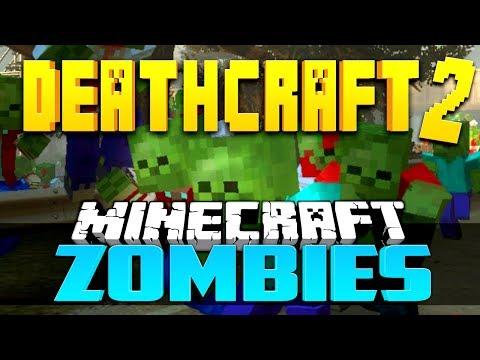 DEATHCRAFT 2 ★ Left 4 Dead 2 (L4D2 Zombie Games)